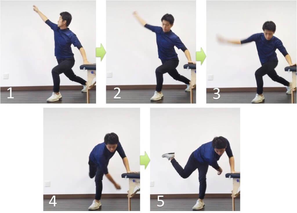 ピッチャーの球速アップなどのパフォーマンス向上につながるフォロースルートレーニング