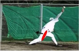 ステップ幅を確保するためには大腿直筋が過度に緊張することなく、リラックスした状態を作ることが大切になります。