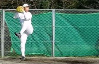 1つ目のフェーズは投球開始から左足を高く上げるまでのフェーズでの筋肉の活動を見てましょう。